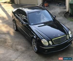 Classic 2004 Mercedes-Benz E-Class Base Sedan 4-Door for Sale