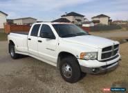 2003 Dodge Ram 3500 Laramie for Sale