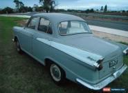 1963 morris major elite  54,000 miles   one owner  (deceased) REDUCED PRICE ! for Sale