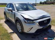 2016 MAZDA CX-3 MAXX DK 2.0L 6SPD MANUAL 8KM AS NEW LIGHT DAMAGE REPAIRABLE CX3 for Sale
