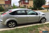 Classic Ford Focus LX 2006 front damaged for Sale