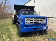 GMC: C6V Diesel 7000 for Sale