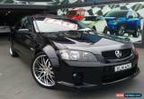 Classic 2008 Holden Commodore VE MY08 Omega Black Automatic 4sp A Sedan for Sale