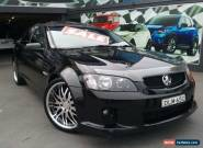 2008 Holden Commodore VE MY08 Omega Black Automatic 4sp A Sedan for Sale