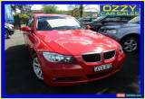 Classic 2006 BMW 320i E90 Red Automatic 6sp A Sedan for Sale