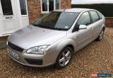 Classic FORD FOCUS 2.0 TDCI TITANIUM 5 DOOR SILVER CAR for Sale