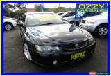 Classic 2004 Holden Commodore VY II SS Black Automatic 4sp A Sedan for Sale