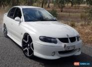 2002 Holden VX SS Commodore for Sale