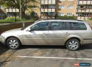 Ford Mondeo Zetec Spares or repair for Sale