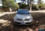 Classic 2007 Nissan Tiida  ST-L Automatic 4sp Sedan for Sale