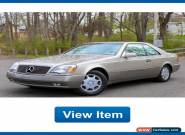 1994 Mercedes-Benz S-Class Base Convertible 2-Door for Sale