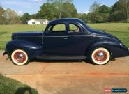 1939 Ford DELUXE 2 DOOR COUPE for Sale