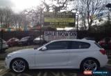 Classic 2015 15 BMW 1 SERIES 2.0 125D M SPORT 3D AUTO 221 BHP DIESEL for Sale