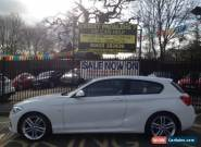 2015 15 BMW 1 SERIES 2.0 125D M SPORT 3D AUTO 221 BHP DIESEL for Sale