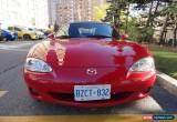 Classic Mazda: MX-5 Miata LS for Sale