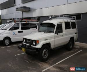 Classic >>> Only 28 900 kms <<< Toyota Troopcarrier Troopy 1986 2H Diesel Ambulance for Sale
