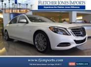2017 Mercedes-Benz S-Class Base Sedan 4-Door for Sale