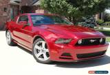Classic 2014 Ford Mustang GT Premium Coupe 2-Door for Sale