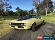 1968 Chevrolet Camaro coupe for Sale