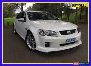 2008 Holden Commodore VE SV6 White Automatic 5sp A Sedan for Sale