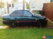 1994 Holden Commodore VR SS Original Factory Manual  for Sale