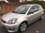 2004 FORD FIESTA SILVER 1.4 ST LOOK ALIKE!! for Sale