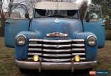 Classic 1949 Chevrolet Other Pickups for Sale