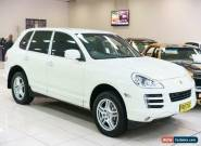 2010 Porsche Cayenne Series 2 Diesel White Automatic 8sp A Wagon for Sale