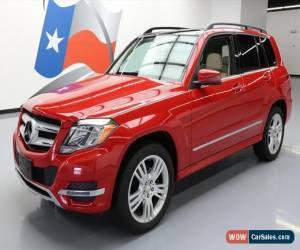Classic 2014 Mercedes-Benz GLK-Class Base Sport Utility 4-Door for Sale
