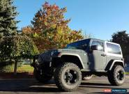 Jeep: Wrangler Rubicon (Professionally Lifted) for Sale