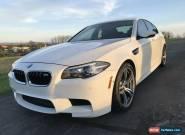 2014 BMW M5 Base Sedan 4-Door for Sale