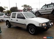 2002 HOLDEN RODEO DUAL CAB LT 2WD V6 3.2L AUTO **IMMACULATE CONDITION** for Sale