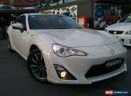 2016 Toyota 86 ZN6 MY15 GT White Automatic 6sp A Coupe for Sale