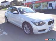 2014 BMW 1 Series 2.0 116d SE Sports Hatch 5dr (start/stop) for Sale