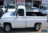 Classic 1983 Chevrolet C-10 2 door for Sale