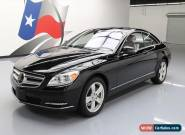 2013 Mercedes-Benz CL-Class 4Matic Coupe 2-Door for Sale