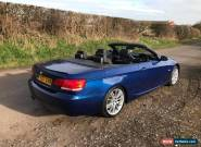 2007 BMW 3 Series 325i 3.0 M sport Convertible E93 2dr Petrol for Sale