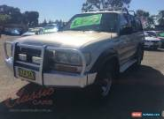 1993 Toyota Landcruiser GXL (4x4) Gold Manual 5sp M Wagon for Sale