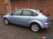 FORD FOCUS 1.6 STYLE 5 DOOR 61500 Miles for Sale