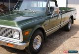 Classic Chevrolet: C-10 for Sale