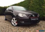 2007 07 VOLKSWAGEN POLO 1.8 GTI 3D 148 BHP for Sale