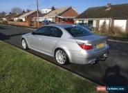 2005 BMW 535D M SPORT AUTO SILVER for Sale