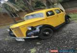 Classic 1938-1946 Ford Prefect Sedan - Iconic! for Sale