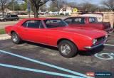 Classic 1967 Chevrolet Camaro Base for Sale