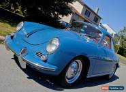 1963 Porsche 356 356B, T6 for Sale