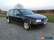No Reserve 2003 volkswagon golf 1.6 petrol 5 door vw mk4 for Sale