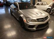 Mercedes-Benz: C-Class C63 AMG for Sale