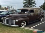 1950 Chevrolet 3100 Panel Truck for Sale