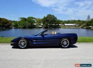 2000 Chevrolet Corvette Base 2dr Convertible for Sale