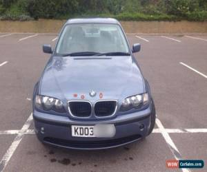 Classic 2003 BMW 318I SE BLUE for Sale